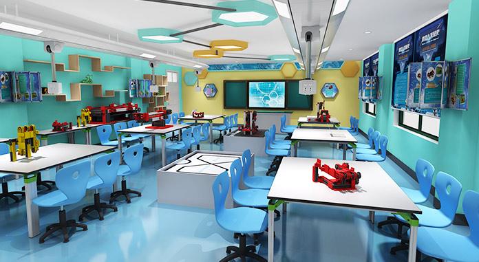 教育机器人、工程技术类、益智拼装、创新教育