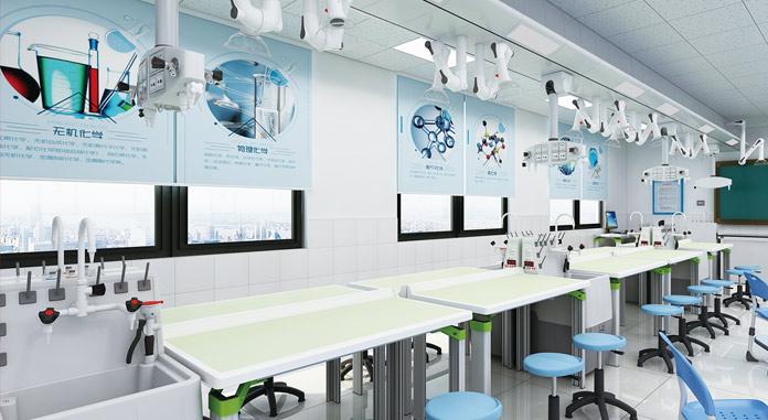 生物学科教室