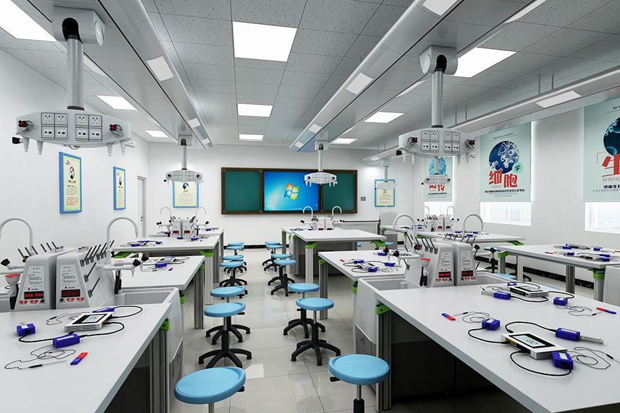 东方生物实验室
